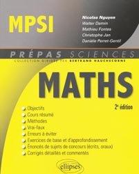 La couverture et les autres extraits de Sciences industrielles pour l'ingénieur MPSI-PCSI