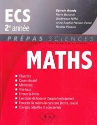 La couverture et les autres extraits de Mathématiques ECE 2e année