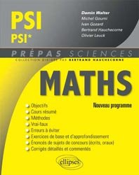Maths PSI PSI*