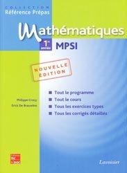 Mathématiques 1er année MPSI