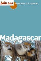 La couverture et les autres extraits de Madagascar. Edition 2015