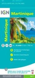 La couverture et les autres extraits de Martinique. 1/75 000