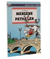 Manzana et Patxaran