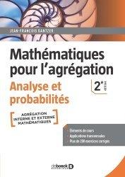 Mathématiques pour l'agrégation - Analyse et probabilités