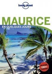 La couverture et les autres extraits de Maurice Rodrigues. Edition 2016