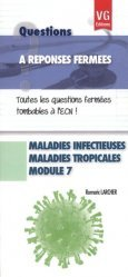 Maladies infectieuses - Maladies tropicales - Module 7