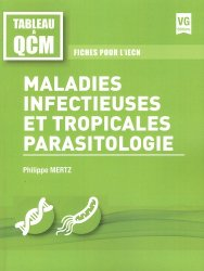 Maladies infectueuses et tropicales parasitologie