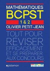 Mathématiques BCPST 1 et 2