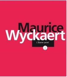Maurice Wyckaert. L'oeuvre peint