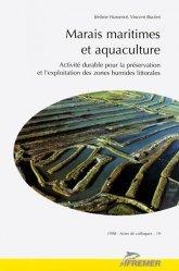 Marais maritime et aquaculture Activité durable pour la préservation et l'exploitation des zones humides