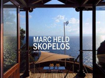 Marc Held. Skopelos, Edition bilingue français-anglais