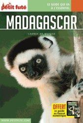 La couverture et les autres extraits de Madagascar. Edition 2020-2021