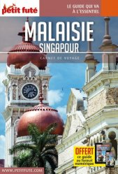 La couverture et les autres extraits de Malaisie, Singapour et Brunei. 6e édition