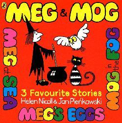 Meg and Mog : Three Favourite Stories