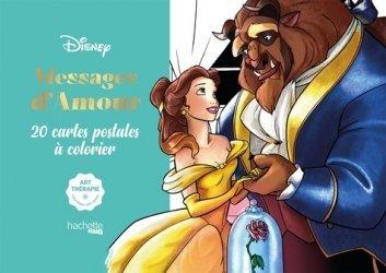 Messages d'amour Disney