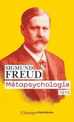 La couverture et les autres extraits de Trois essais sur la théorie sexuelle 1905-1924