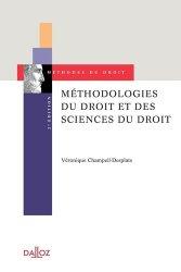 Méthodologies du droit et des sciences du droit. 2e édition