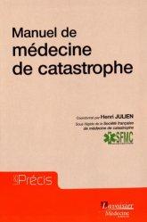 Médecine de catastrophe