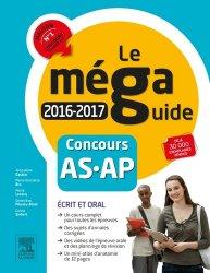 Méga guide Concours AS/AP