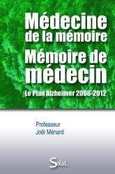 Médecine de la mémoire - Mémoire de médecin