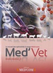 La couverture et les autres extraits de MED'VET 2014