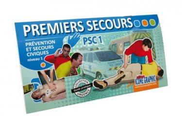 Mémento Premiers Secours : Prévention et Secours Civiques PSC1