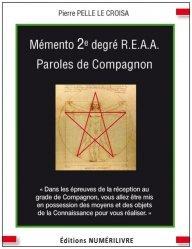 Mémento 2e degré R.E.A.A