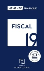 La couverture et les autres extraits de Mémento fiscal. Edition 2020