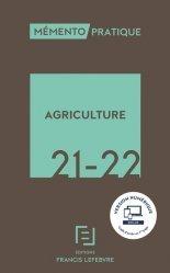 Mémento Agriculture 2021-2022