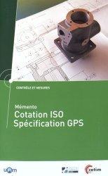 Mémento cotation ISO spécification GPS