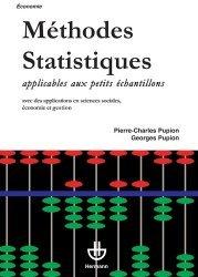 Méthodes statistiques applicables aux petits échantillons