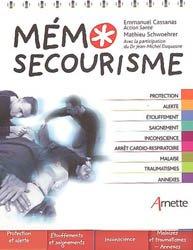 La couverture et les autres extraits de Mémo AFGSU  1 et 2