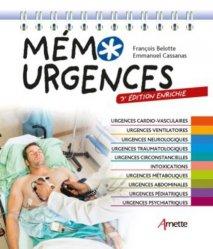 Mémo urgences - Joël Crevoisier,François Belotte,Emmanuel Cassanas