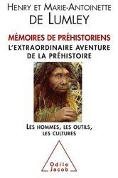 Mémoires de préhistoriens