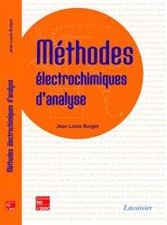 Méthodes électrochimiques d'analyse