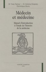 Médecin et médecine