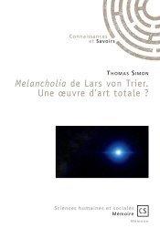 Melancholia de Lars von Trier