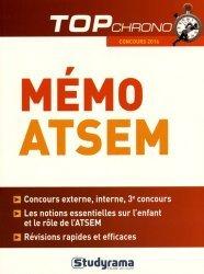 La couverture et les autres extraits de Mémo ATSEM principal de 2e classe