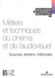 Métiers et techniques du cinéma et de l'audiovisuel