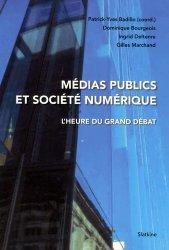 Médias publics et société numérique