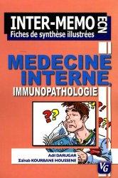 La couverture et les autres extraits de Module 8 Immuno-pathologie, réaction inflammatoire, médecine interne