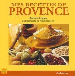 La couverture et les autres extraits de Mes recettes de Provence