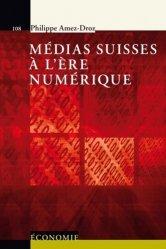 Médias suisses à l'ère numérique