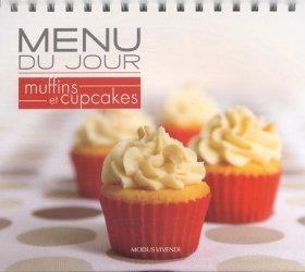 Menu du jour Muffins et cupcakes