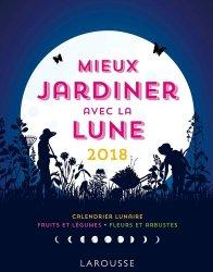 La couverture et les autres extraits de Mieux jardiner avec la Lune 2018