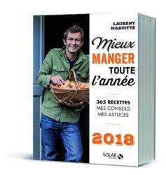 La couverture et les autres extraits de Mieux manger toute l'année - 2019