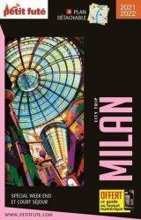 Milan. Edition 2020-2021. Avec 1 Plan détachable