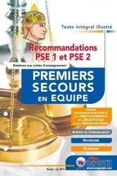La couverture et les autres extraits de Mise à jour des fiches PSE selon les recommandations de 2018