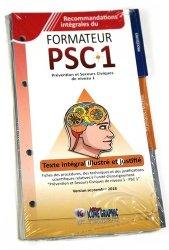 Mise a jour des fiches PSC1
