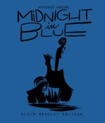 Midnight in blue